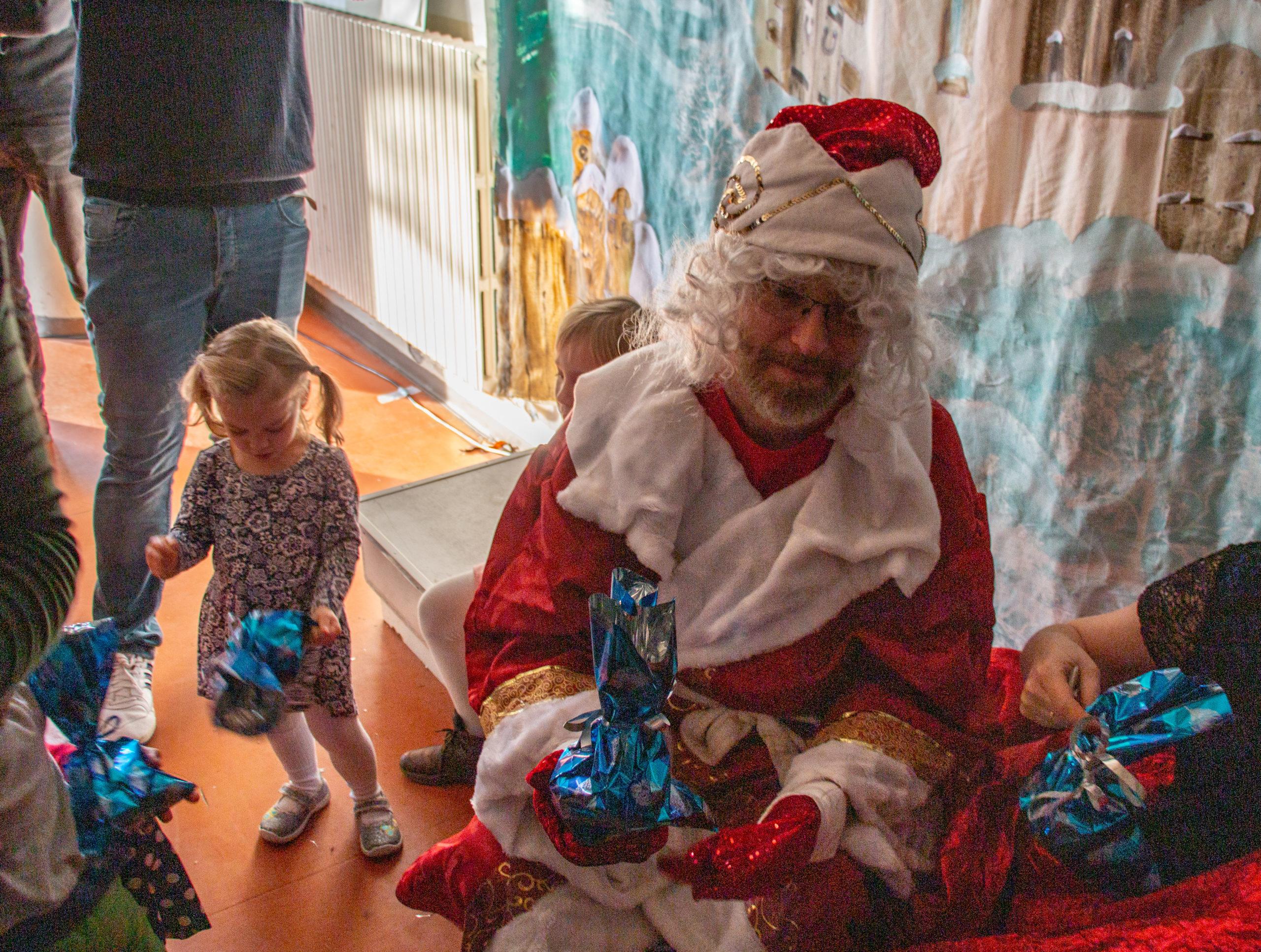 Le Père Noël est passé par Grenoble